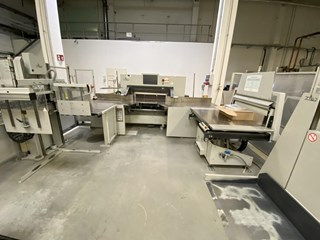 Polar 115 N Autotrim Guillotines/Cutters