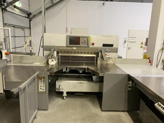 Polar 115 XT-AT Guillotines/Cutters
