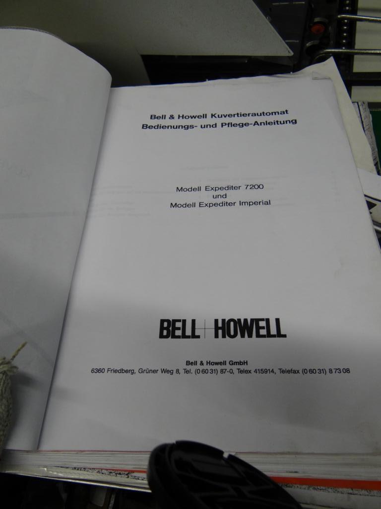 BELL&HOWELL  EPXEDITER 7200