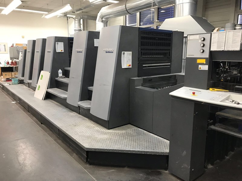 Show details for Heidelberg CD 74-5P+L