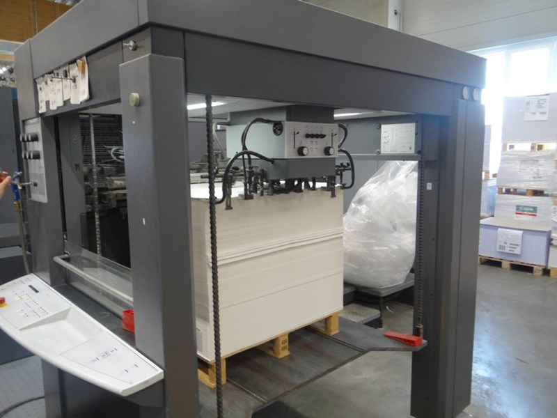 Heidelberg XL 105-8P    Inpress Control