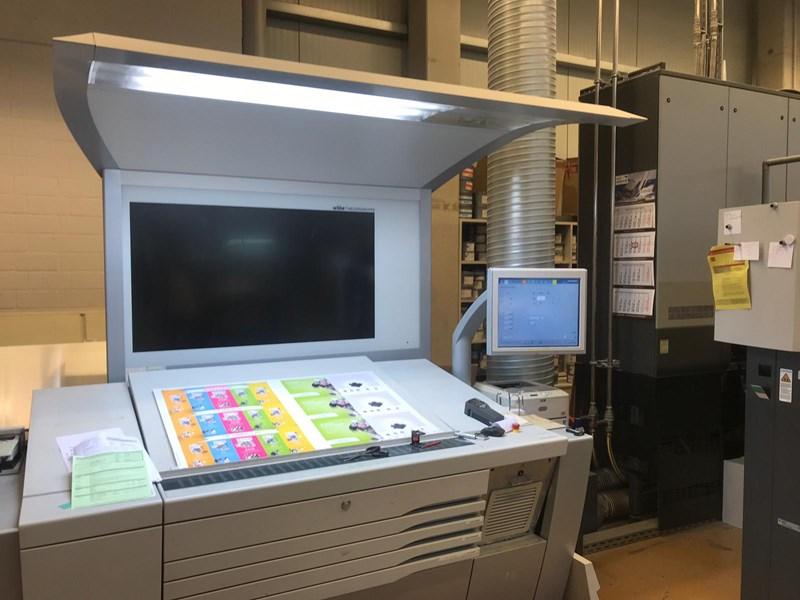 Heidelberg SM XL 106-5+LX3 LE UV // HYBRID