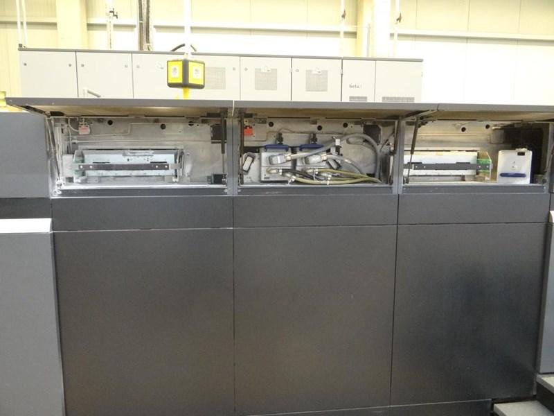 Heidelberg XL 106-5+LX UV Hybrid