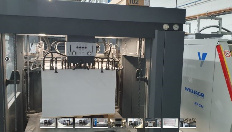 Heidelberg SX 102-8P