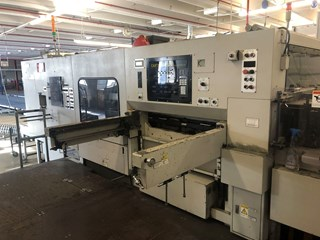 Asahi Cartonmaster AP 1600 M III Die Cutters - Automatic and Handfed