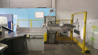 Baumann BA 5-1400 Guillotines/Cutters