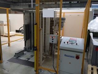 Baumann BSW 3-1200 LDV Pile turner / elevator