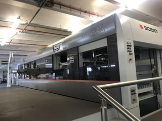 Bobst MASTERCUT 145 PER Die Cutters - Automatic and Handfed