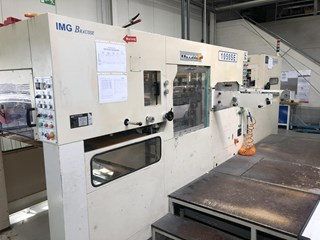 Brausse SE 1050 E Die Cutters - Automatic and Handfed