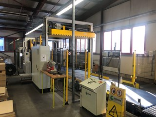 Cyclop XZE 30.2 Packing machines
