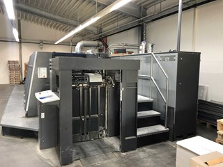 Heidelberg CD 74-4 + L (C) Sheet Fed