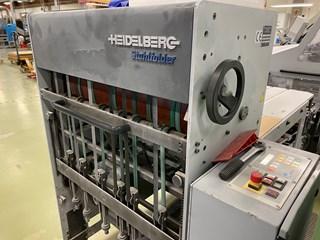 Heidelberg Stahlfolder KD 78-4 KTL Folding machines
