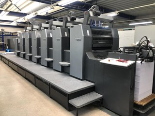 Heidelberg SM 74-6-P-H L  Sheet Fed