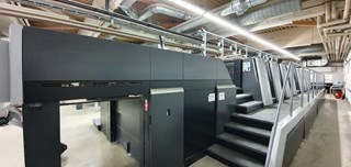 Heidelberg SM XL 106-8-P 18 K, Inpress Control 2 Sheet Fed