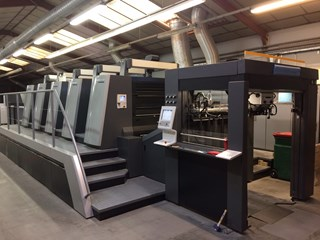 Heidelberg SM XL 106-5 Sheet Fed