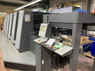 Heidelberg SM XL 75-5+L (C) Sheet Fed
