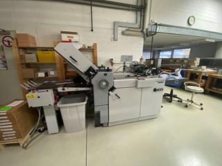 Heidelberg Stahl Ti 52-4 Proline Plegadoras de papel
