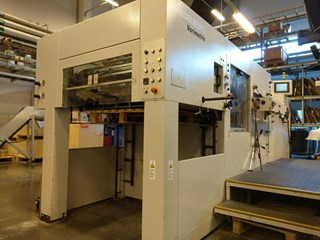 Heidelberg Varimatrix 105 CS Die Cutting