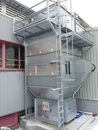 Höcker Polytechnik MultiStar JP 6/6-209 - Wastesuction Waste handling