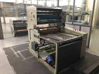 HY-TEK Print Mac DRY Laminator Finishing