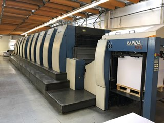 KBA Rapida 106-10 SW Sheet Fed