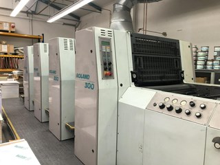 Manroland 304 0B Sheet Fed