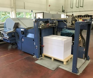 MBO K 800-6 S-KTL Folding machines