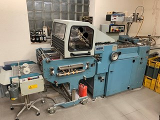 MBO T 400 Folding Machines