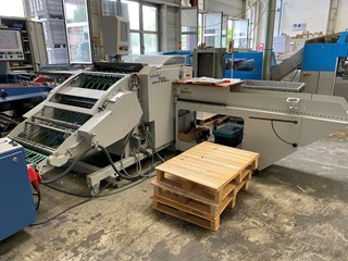 Palamides Alpha 700 Folding Machines