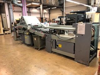 Stahl KC 56-4 KL  Folding machines