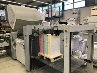 Heidelberg Stahlfolder KH 82-6 KTL Folding machines