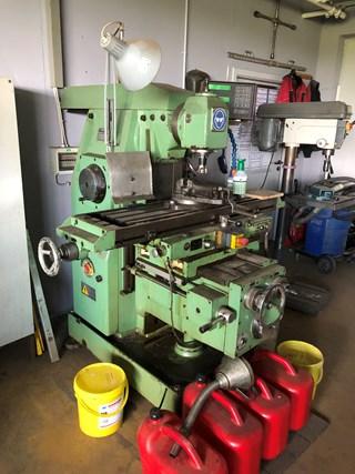 Wagner FCM 1200 Fräsmaschine Miscellaneous