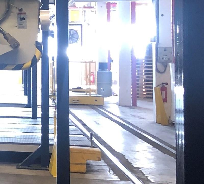 Dücker Storage Conveyors