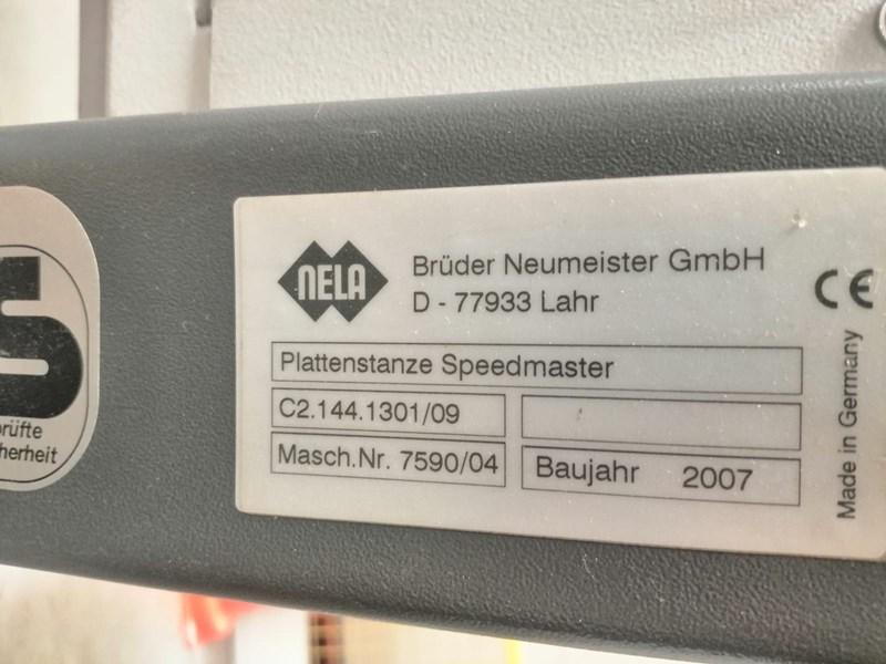 Heidelberg Plate Punch SM 102 / XL 105