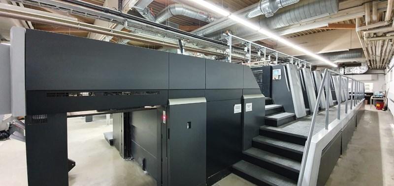 Show details for Heidelberg SM XL 106-8-P 18 K, Inpress Control 2