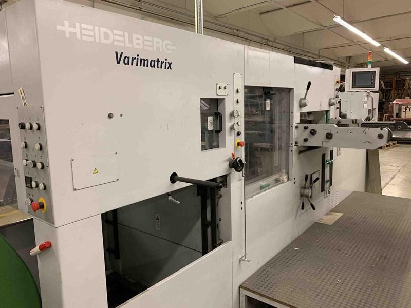 Show details for Heidelberg Varimatrix 105 CS