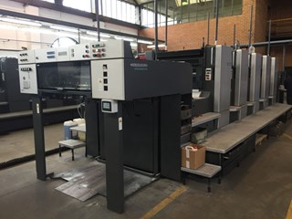 Heidelberg CD 102-5 (overhauled) Sheet Fed