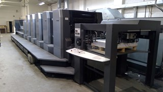 Heidelberg Speedmaster CD 102-5 + LX Machines offset à feuilles
