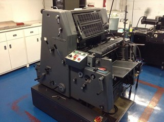 Heidelberg PM GTO 52-1 + Sheet Fed