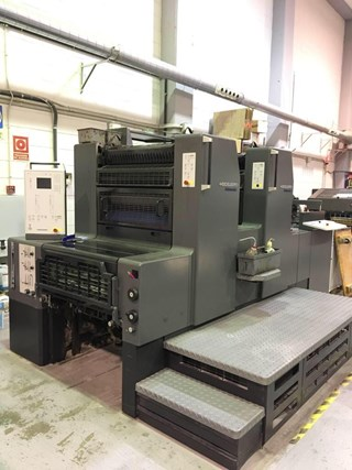 Printmaster PM 74-2 Sheet Fed