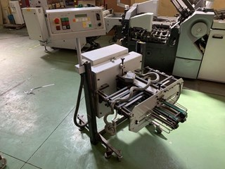Heidelberg Stahlfolder VFZ-52D Folding machines