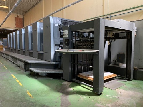 Show details for Heidelberg Speedmaster SM 102-8-P-S (well equipped)