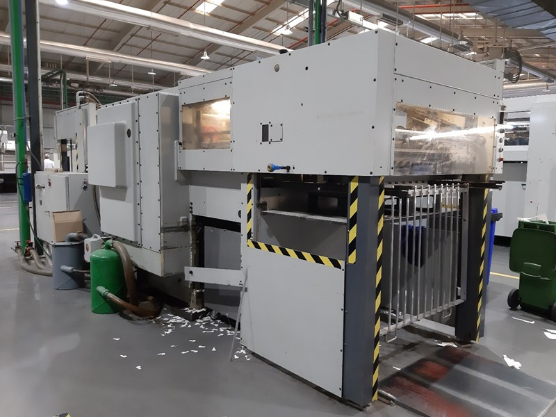 Show details for Bobst SP 102-E