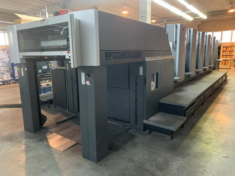 Heidelberg Speedmaster CD 102-5