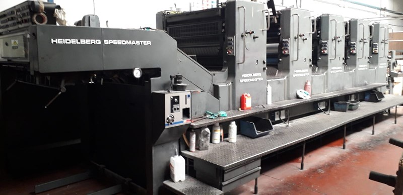 Speedmaster 102 FP