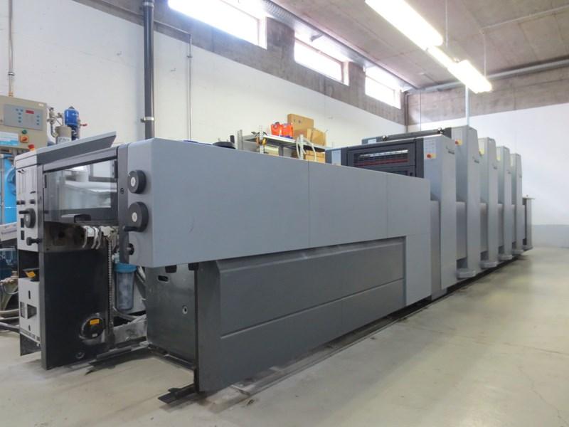 Heidelberg Speedmaster SM 52-4-H + LX