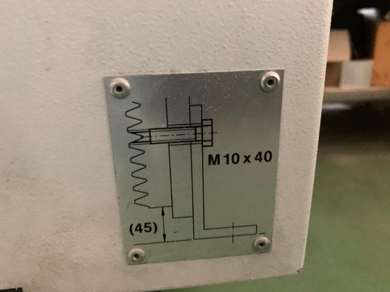 Heidelberg Stahlfolder FS 100