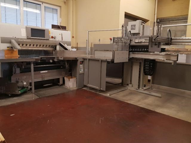 115 XT Autotim - complete Cutting Line - Top condition