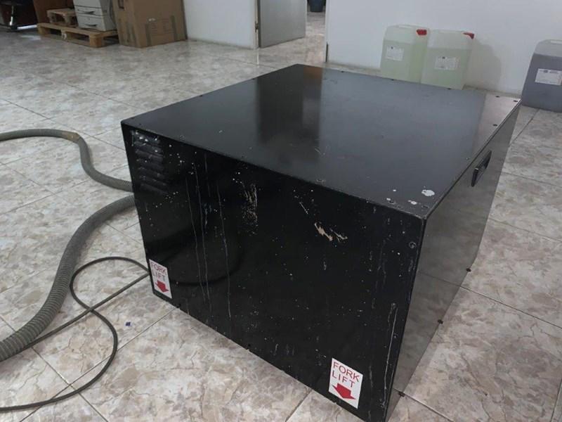 Screen PlateRite 8600S