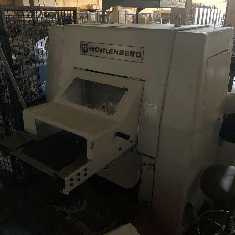 Wohlenberg 38 FA